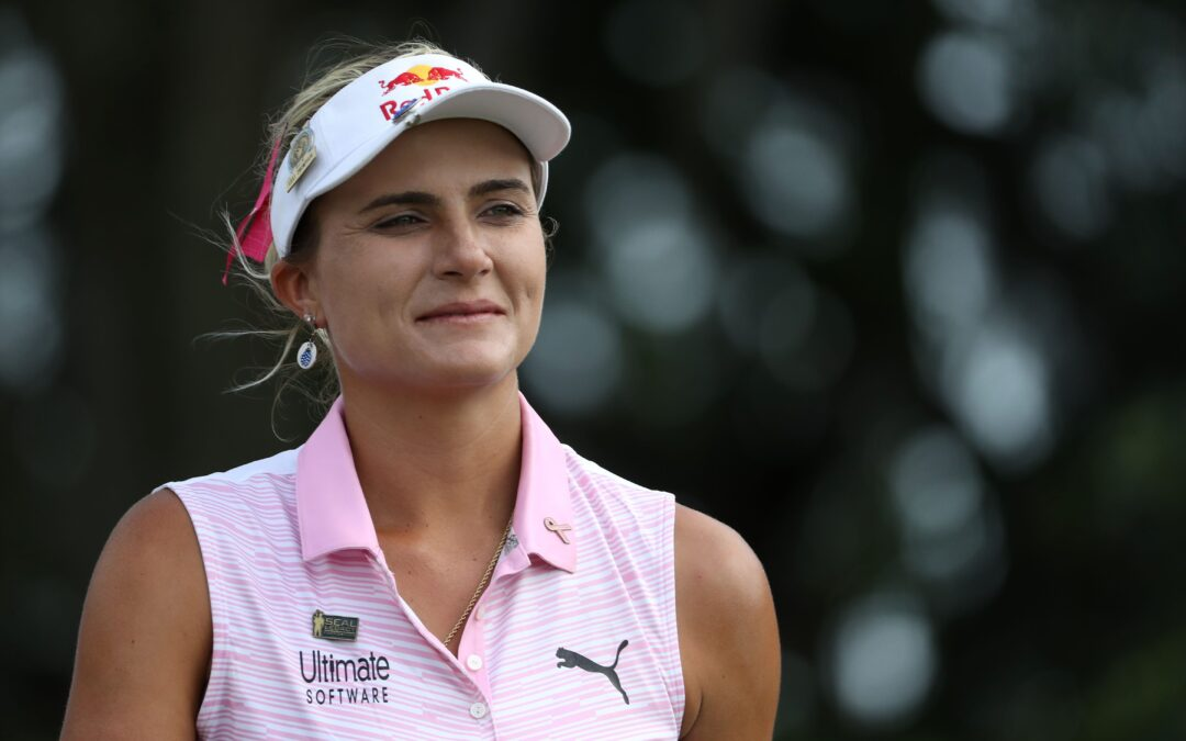 LPGA star Lexi Thompson signs with new management team